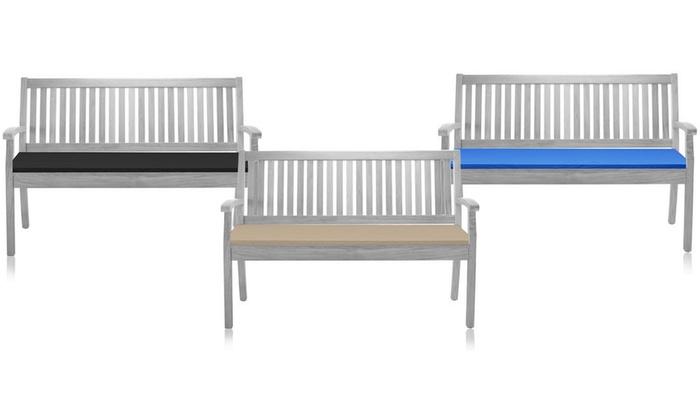 Outdoor Waterproof Garden Bench Seating Cushion