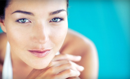 Six Laser Hair-Removal Treatments on an Extra-Small, Small, Medium, or Large Area at LUX Cosmedic...