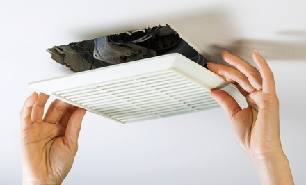 $45 for Air Duct and Dryer Vent Cleaning from National Duct Cleaning Services ($218 Value)