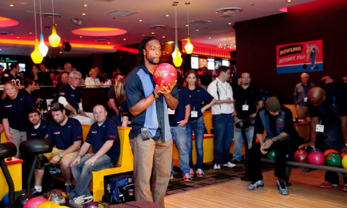 Charles Tillman Cornerstone Foundation - Rosemont: $12 for Admission to Pro Bowler Tournament from Charles Tillman Cornerstone Foundation ($25 Value)