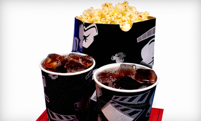 Lake Cinemas 8 - Barberton: Movie Outing for Two or Four with Soda and Popcorn at Lake Cinemas 8 (Up to 53% Off)
