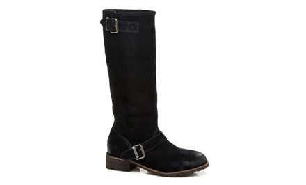 Diesel Tall Boots | Brought to You by ideel