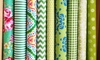 Banasch's Fabrics - Cherry Grove: $20 for $40 Worth of Fabric at Banasch's Fabrics