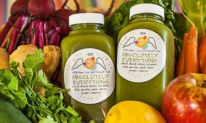 Lilli Pilli Health Bar: Three- or Five-Day Juice Cleanse from Lilli Pilli Health Bar (Up to 39% Off)