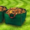 $13.99 for a 2-Pack of Reusable Lawn-Waste Bags