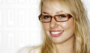 Sterling Optical: $19 for $150 Toward Glasses or Prescription Sunglasses Plus Free Second Pair of Eyeglasses at Sterling Optical