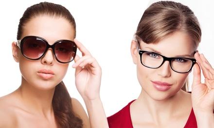 Buono per occhiali vista o sole