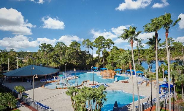 Family Friendly Hotel Near Orlando Theme Parks
