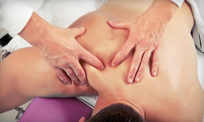 Daniel Fernandez LMT - Summerlin: One or Two 60-Minute Deep-Tissue Massages from Daniel Fernandez LMT (Up to 58% Off)