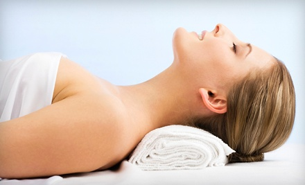 Sierra Madre Facial, Tranquility Relaxation Massage, or Both at El Encanto Salon Spa (Up to 63% Off)