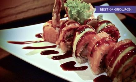 Up to 36% Off Sushi at Bagu Sushi & Thai