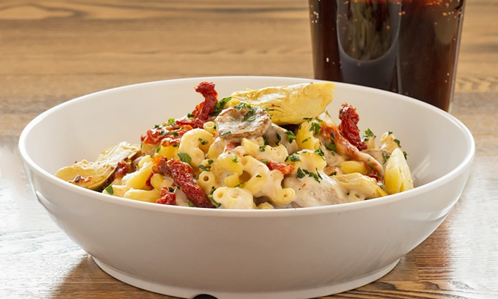 Mac Shack Summerlin - Summerlin Location: Pasta and Salads for Dine-In or Takeout at Mac Shack Summerlin (Up to 36% Off)