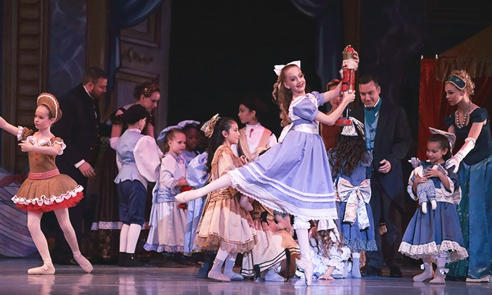 """The Nutcracker""  - Will Rogers Memorial Auditorium: Ballet Frontier of Texas: ""The Nutcracker"" on Friday, November 20, at 7:30 p.m. or Saturday, November 21, at 1 or 6 p.m."