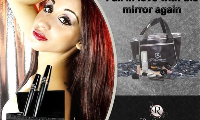 Reflectionz Products - Akron: $45 for $99 Worth of Makeup — Reflectionz Products