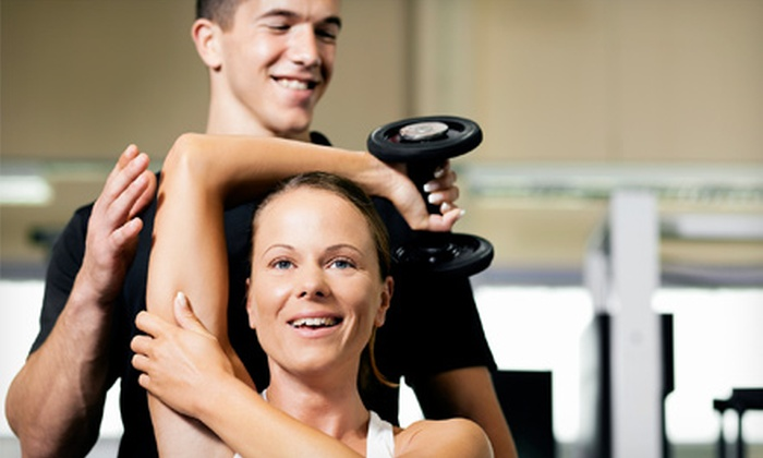 Flexible Fitness - Monte Vista: $90 for $200 Worth of Personal Training at Flexible Fitness