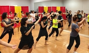 Hura Atua Nui: One or Two Months of Tahitian Dance Fitness Classes at Hura Atua Nui (Up to 56% Off)