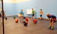 10 or 20 CrossFit Classes with 90-Minute CrossFit Basics Class at Chinook CrossFit (Up to 82% Off)