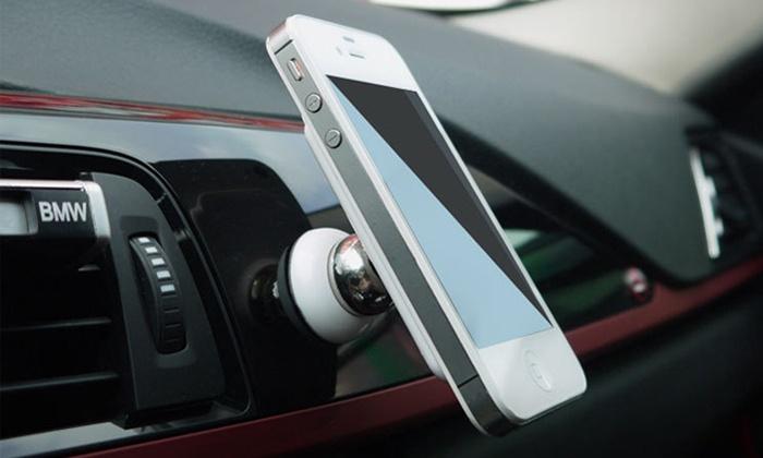 SDI אס די איי יבוא ושיווק - Merchandising (IL): זרוע מגנטית לרכב הניתנת להטייה של 360 מעלות ומתאימה לכל סוגי הטלפונים הניידים