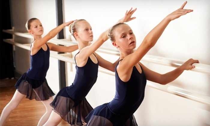 The Dance Academy - Westland: Five-Week Dance Class for One or Two Kids at The Dance Academy in Westland (Up to 56% Off)