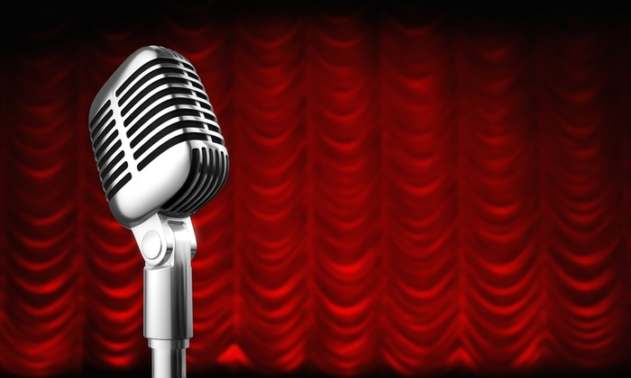 Laughing Skull Lounge - The Vortex Midtown: $19 for a Standup Comedy Show for Two at Laughing Skull Lounge (Up to $49.20 Value)