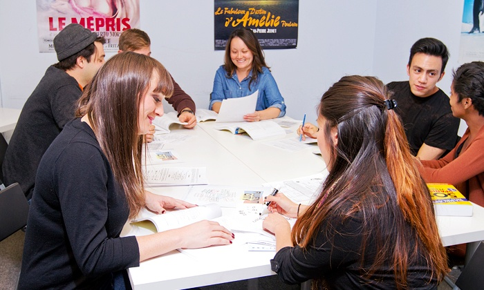 Fluent City - The Loop: $165 for a 20-Hour French or Spanish Class at Fluent City ($315 Value)