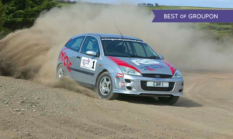 Adult Rally Experience at Chris Birkbeck International Rally School