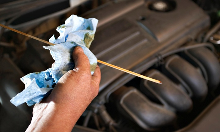 iCarriage, Inc. - Atlanta: Oil Change Package with Tire Rotation and 30-Point Safety Inspection at iCarriage, Inc. (50% Off)