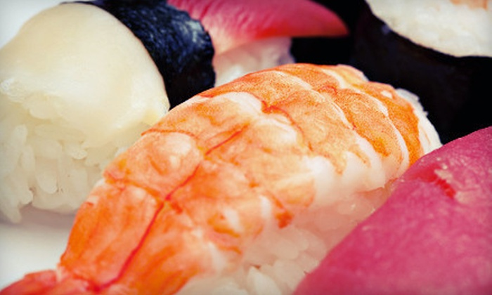 Kyoto - Multiple Locations: Japanese Cuisine and Sushi for Two or More or Four or More at Kyoto (Up to 56% Off).