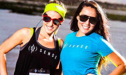 Race Registration and Festival Admission for One, Two, or Four to the Sense 5K on May 3 (Up to 52% Off)