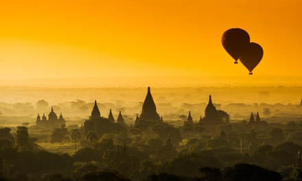 7 o 12 noches con visitas en Myanmar