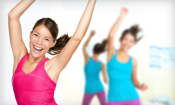 Curves - Multiple Locations: One- or Two-Month Membership or 12 Zumba Classes at Curves (Up to 85% Off)