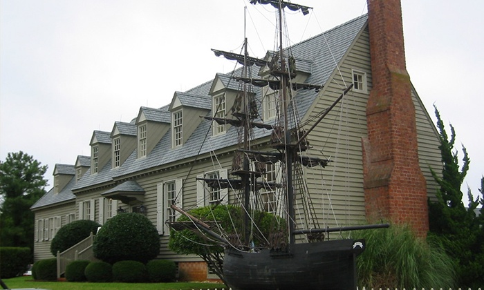 The Watermen's Museum - Yorktown: Individual or Family Membership atThe Watermen's Museum in Yorktown (Up to 52% Off)
