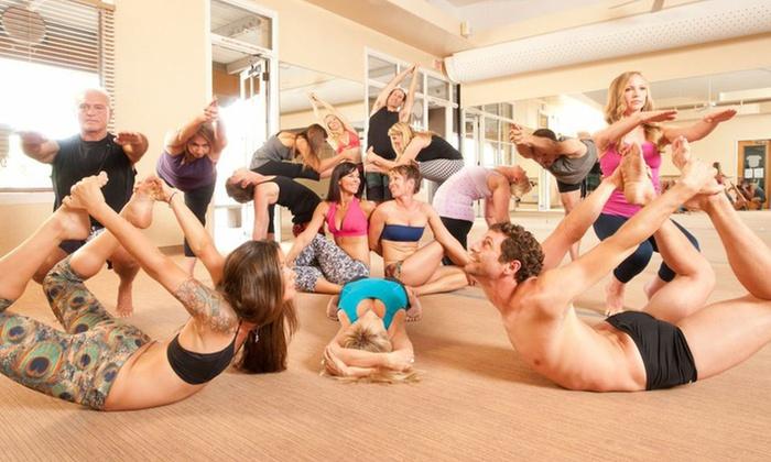Bikram Yoga Tempe - Bikram Yoga Tempe: $49 for One Month of Unlimited Classes at Bikram Yoga Tempe ($150 Value)