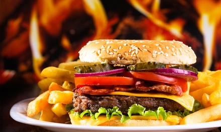 $10 for Two Groupons, Each Good for $10 Worth of Food Delivery Services from CDA Food Delivery ($20 Total Value)