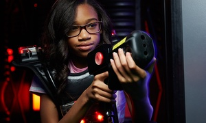 Odyssey 1 Family Fun Center: Play-Park and Laser-Tag Packages at Odyssey 1, or $13 for $25 at Odyssey 1 Family Fun Center