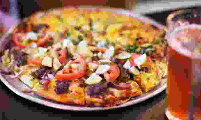 Mission Pizza & Pub - Fremont - Misson Pizza & Pub: $15 for $30 Worth of Pizza, Sandwiches, and Calzones at Mission Pizza & Pub
