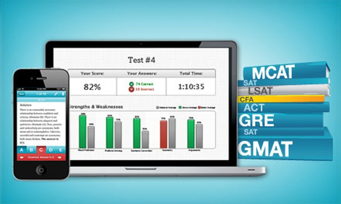 BenchPrep: $25 for a Test-Prep Course, Available Online or for iPhone, Android, and iPad, from BenchPrep ($149.99 Value)