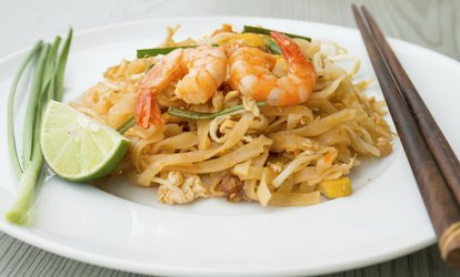 5% Cash Back at Four Spoons Thai Inspired Cuisine & Bar