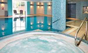 The Cheltenham Chase Hotel: Spa Access with Two Treatments, Drink and Pastry for One or Two at The Cheltenham Chase Hotel