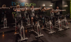 Boostcycle: 55% Off Indoor Cycling Classes at Boostcycle