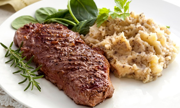 Rizzi's Restaurant - Rizzi's Restaurant: $15 for $30 Worth of Upscale Italian Food and Wine at Rizzi's Restaurant