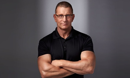 Chef Robert Irvine Live! at The Orpheum Theatre Sioux City on Saturday, March 7 (Up to 48% Off)