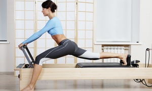 Pilates Effect: One, Three, or Five Private Pilates Sessions at Pilates Effect (Up to 63% Off)