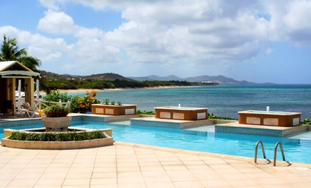 Groupon Deal: 4-, 5-, or 7-Night Stay for Two with Kayaking and Snorkeling at Chenay Bay Beach Resort in St. Croix, US Virgin Islands