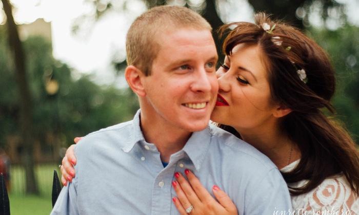 Jenrette Romberg Fine Art - Charleston: 60-Minute Engagement Photo Shoot from Jenrette Romberg Fine Art (70% Off)