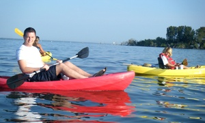 Florida's Adventures in Paradise Tours: Two-Hour Kayaking Tour for One, Two, or Four from Florida's Adventures in Paradise Tours (Up to 60% Off)