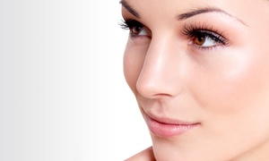 Lashtopia: Eyelash Extensions with Option of Two Refills at Lashtopia (Up to 56% Off)