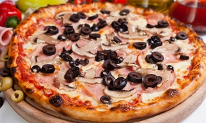 Ristorante Pizzeria Eugenio: Menu pizza con bruschetta, dolce e birra, a Nesso sul Lago di Como (sconto fino a 70%)