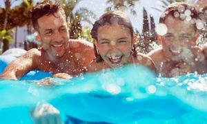 Sailfish Splash Waterpark & Martin County Golf Course: 18 Holes of Golf and Waterpark Passes at Sailfish Splash Waterpark and Martin County Golf Course (Up to 56% Off)