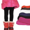 6-Pack of Girls Footed Warm Winter Tights